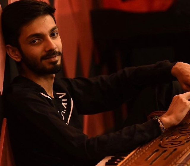 Anirudh Ravichander-Marriage