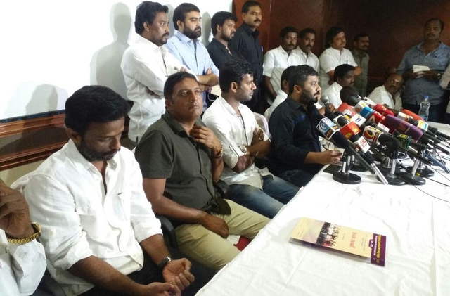 Vishal-Team-Election