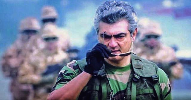 ajith vivegam record