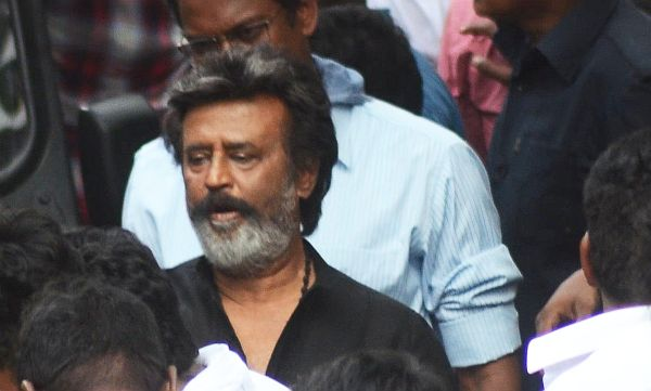 rajini news kaala still