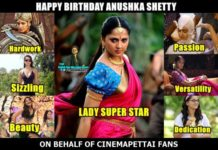 anushka shetty birthday