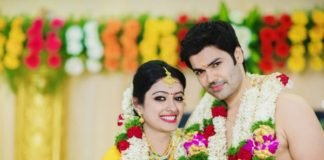 tv anchor marriage photos