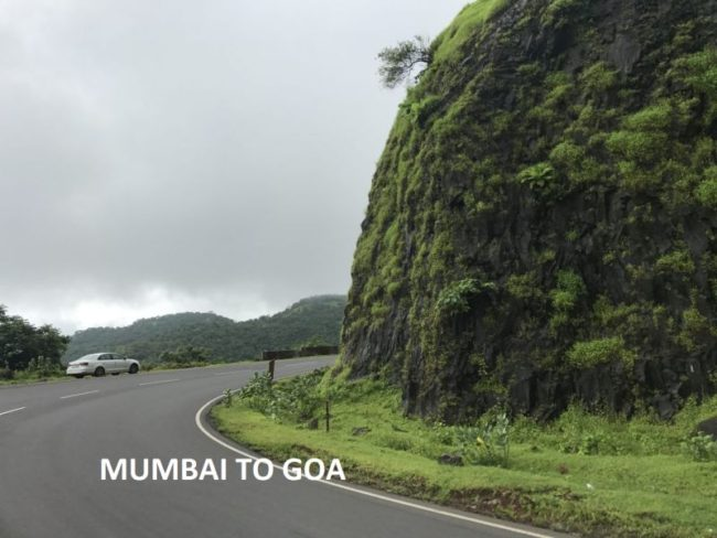 MUMBAI TO GOA