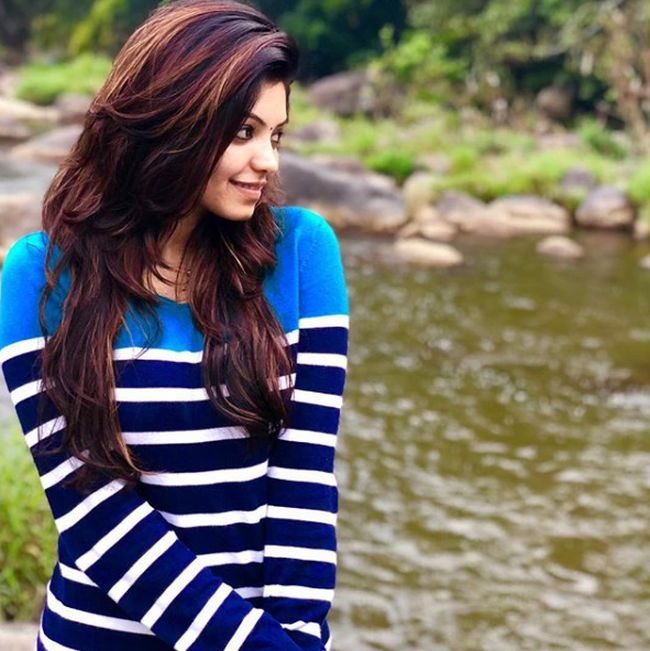 athulya ravi latest photo