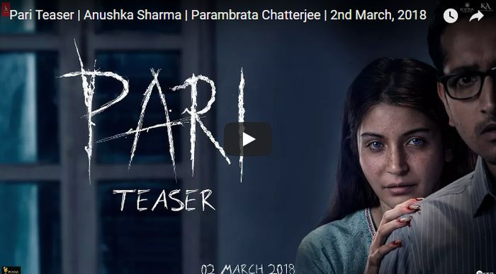 pari movie teaser