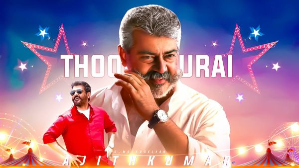 Viswasam fan made stills