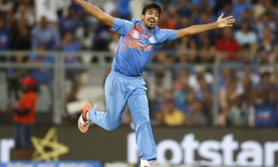 cricket bumrah