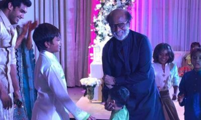rajini daughter marriage