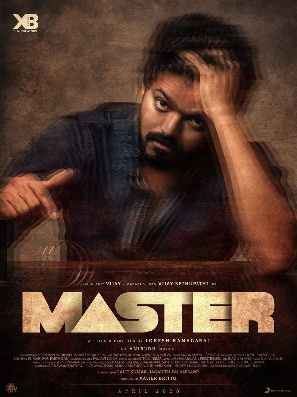 master-first-look