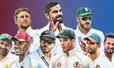 all cricket test players